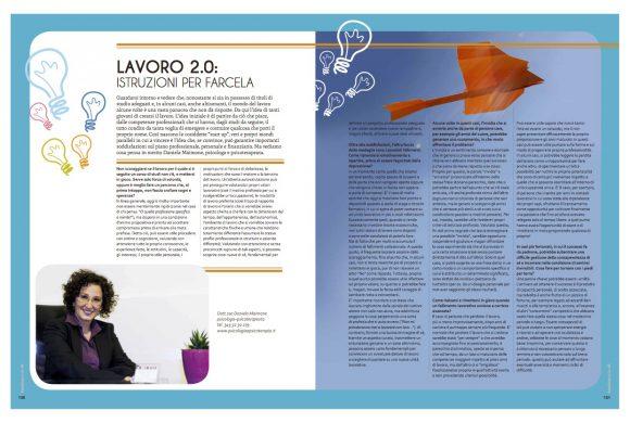 LAVORO 2.0: ISTRUZIONI PER FARCELA