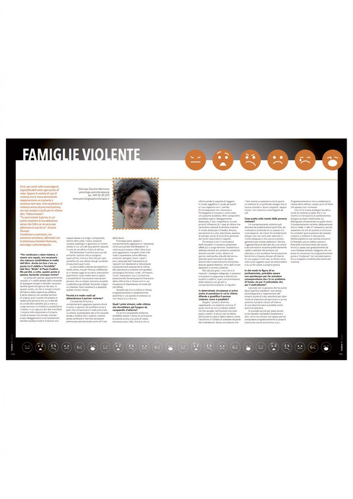 Famiglie violente